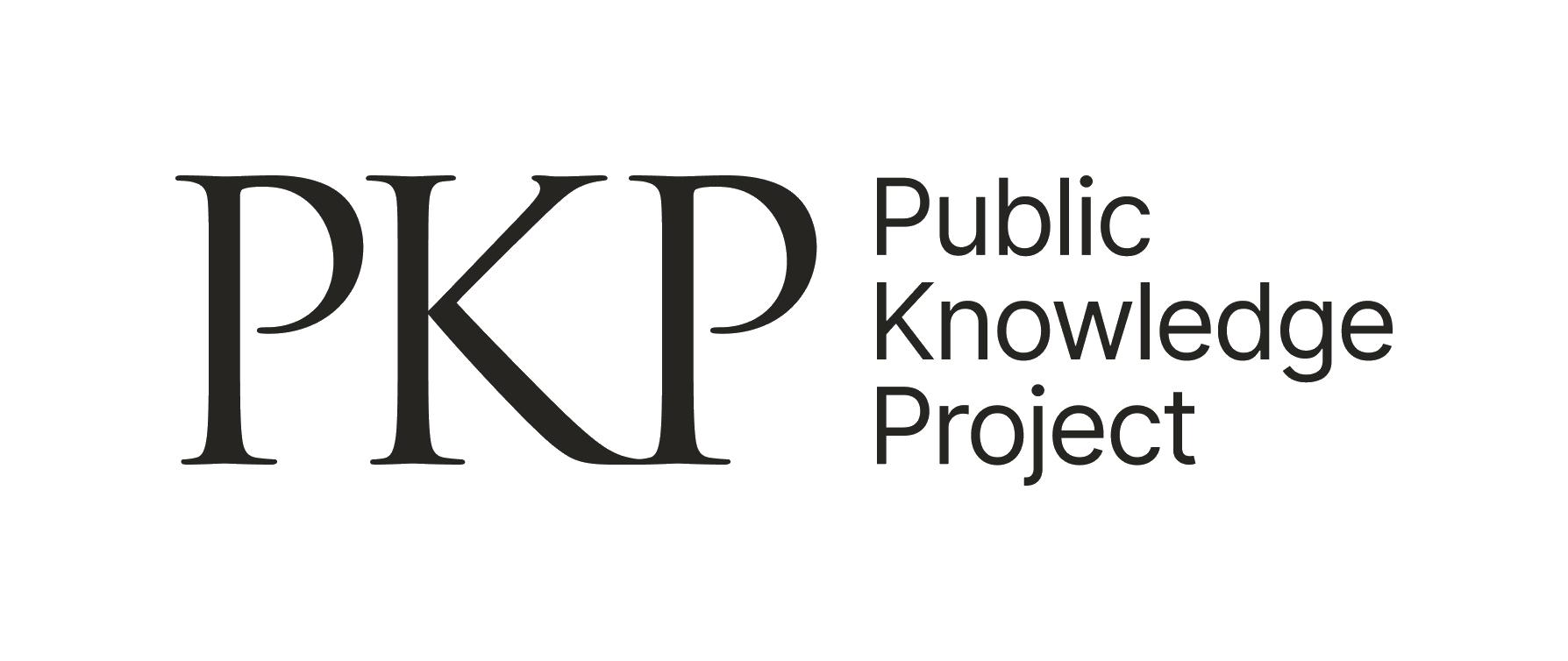 Public Knowledge Project logo
