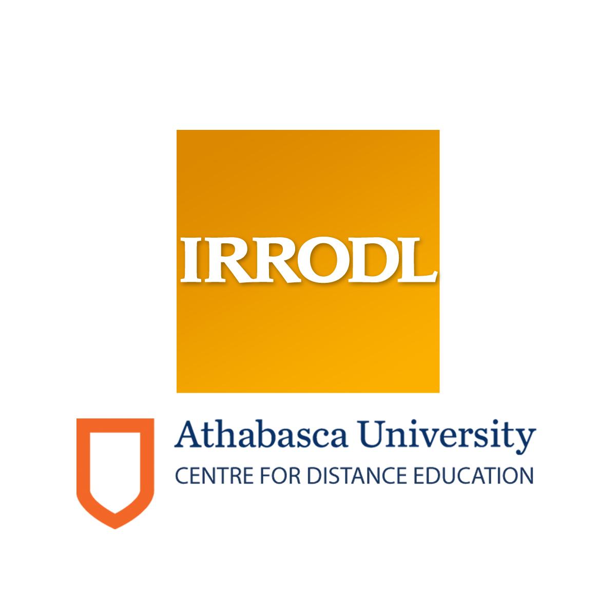 IRRODL AU Logo