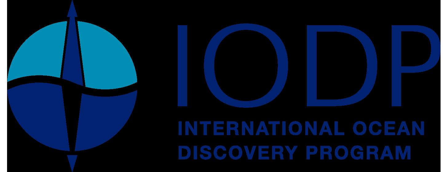 International Ocean Discovery Program logo